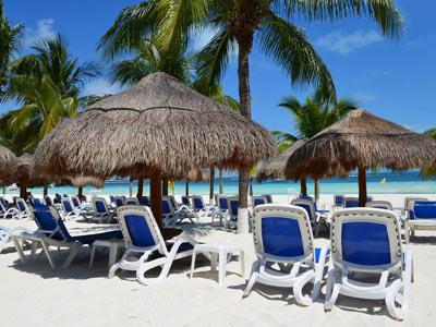 Beach and Sun Loungers