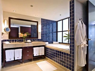 One Bedroom Premium Villa - Bathroom