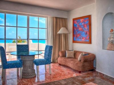 Junior Suite Frente al Mar