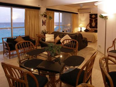 Suite Ocean and Lagoon