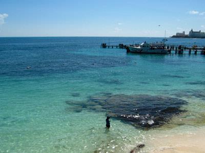 Playa - Muelle
