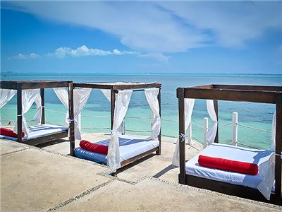 Balinese beds