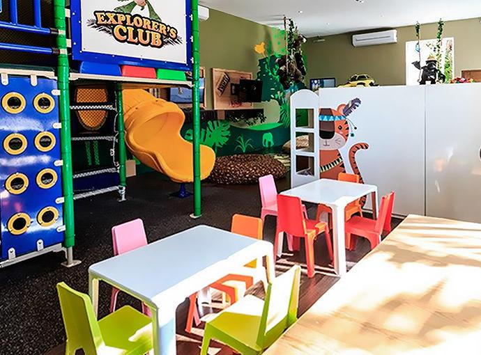 Kids' Club - Explore Club