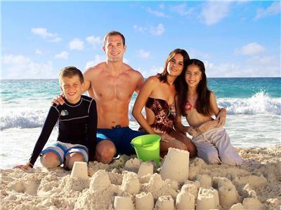 Playa - Familia
