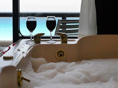 Club con Vista al Mar - Jacuzzi