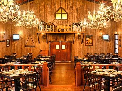 Restaurante Old Barn