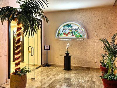 Paradise Restaurant - Entrance