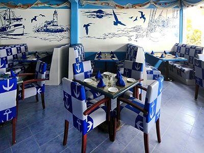 Restaurante Pier 12