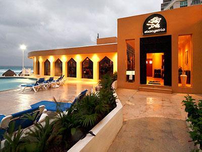 Restaurante Shangri-La - Entrada