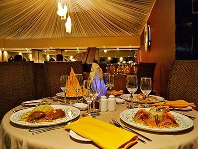 Restaurante Shangri-La - Platillos