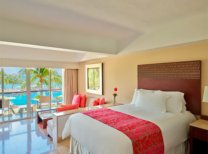 Unlimited Junior Suite Vista al Mar King