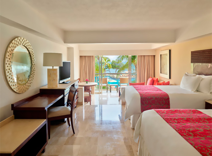 Unlimited Junior Suite Vista al Mar Doble