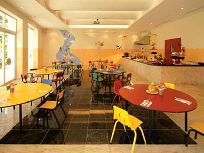 Kids Club - Interior