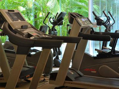 Fitness Center - Interior
