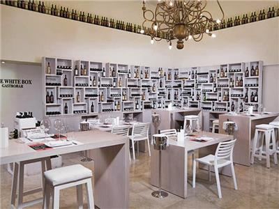 Restaurante The White Box