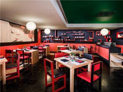 Restaurante Maki Taco