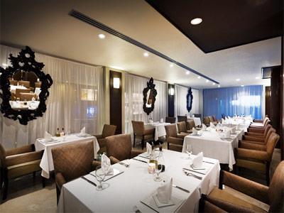 Restaurante Ciao Hard Rock Hotel Cancún