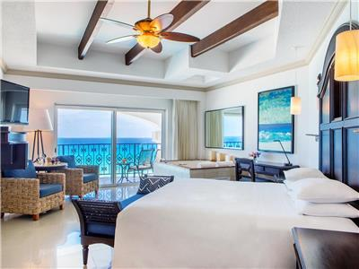 Ocean Front Junior Suite King