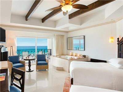 Ocean Front Junior Suite Doble