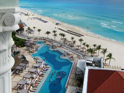 Pool - Aerial View