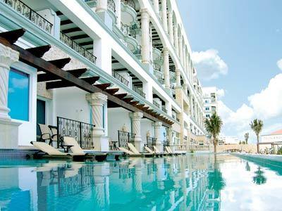Zilara Ocean View Swim Up Suite King - Exterior