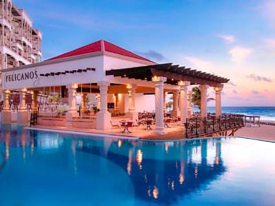 Restaurante Pelícanos Hyatt Zilara Cancún