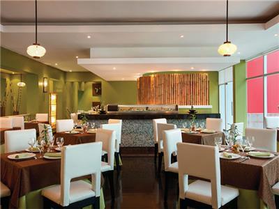 Restaurante Asiana Hyatt Zilara Cancún