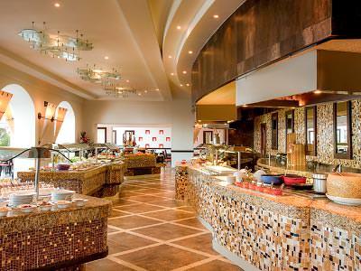 Restaurante Spice Hyatt Zilara Cancún