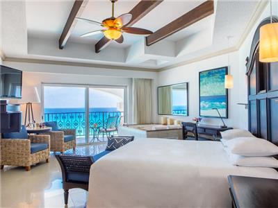 Zilara Ocean Front Junior Suite King