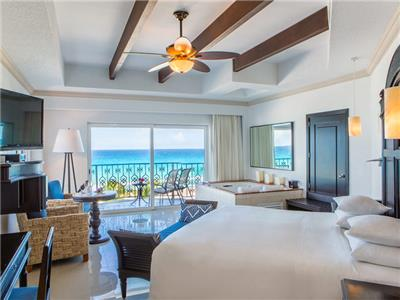 Zilara Ocean Front Luxury Suite King