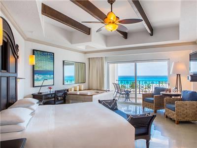 Zilara Ocean View Junior Suite King