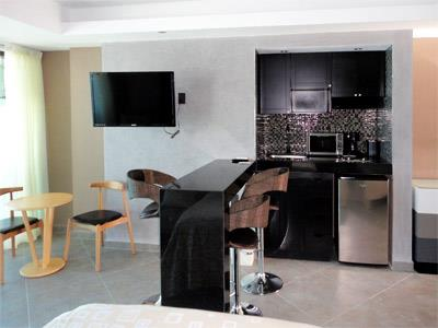 Deluxe Ocean View with Kitchenette