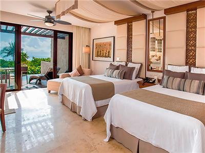 Preferred Club Junior Suite Frente al Mar Doble