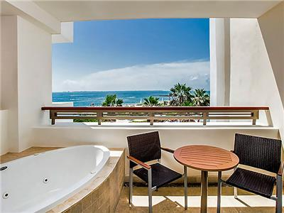 Preferred Club Junior Suite Ocean View - Terrace