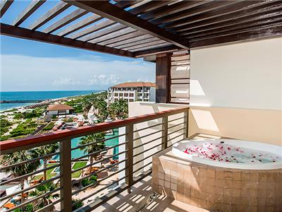 Preferred Club Master Suite Ocean View - Terrace