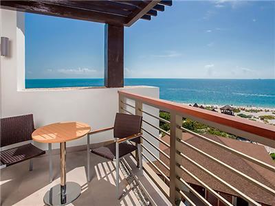 Premium Junior Suite Vista al Mar  - Terraza