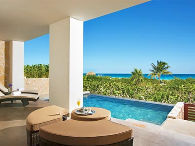 Preferred Club Master Suite Frente al Mar Piscina
