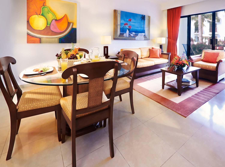 Two Bedroom Master Suite - European Plan