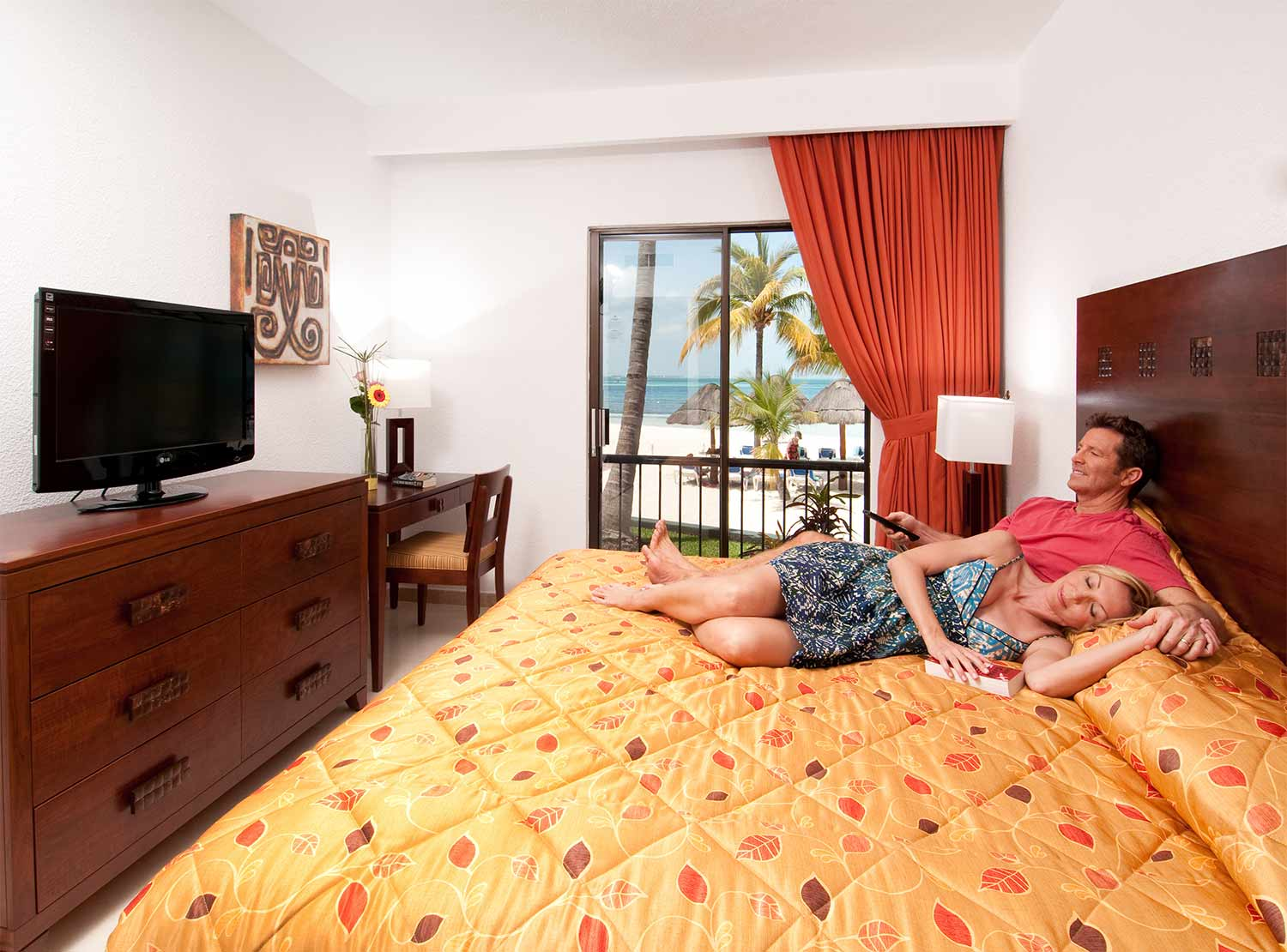 Two Bedroom Suite Beach Front - All Inclusive