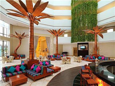 Lobby bar Las Palmas