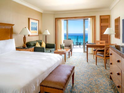 Ocean View Premium King Room