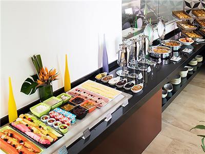 Restaurante - Desayuno Continental