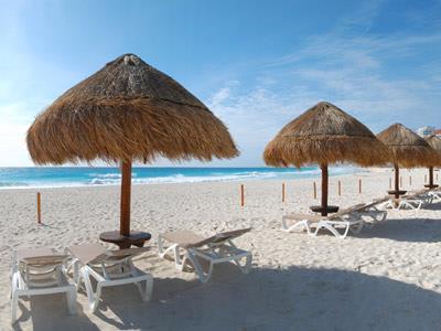 Playa - Palapas