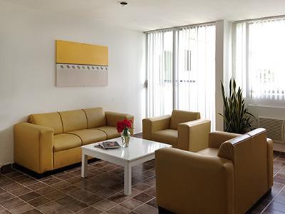 Suite de Tres Recámaras - Sala