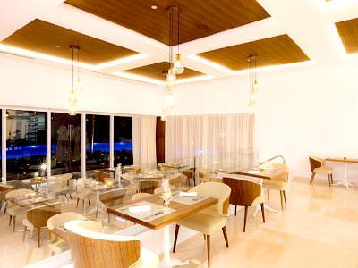 Restaurante Blanc
