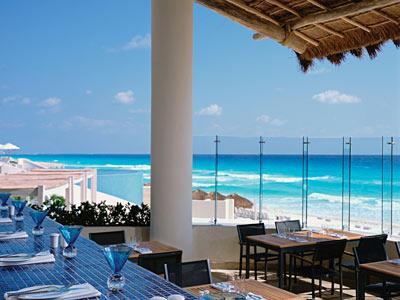 Restaurante Azur Live Aqua Beach Resort Cancun
