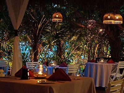 Restaurante In lak'ech Grill Live Aqua Beach Resort Cancun