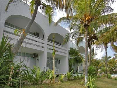 Habitaciones - Vista Exterior