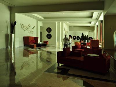 Lobby - Decoración