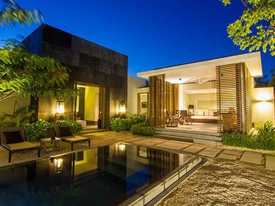 Private Pool Villa with Gazebo